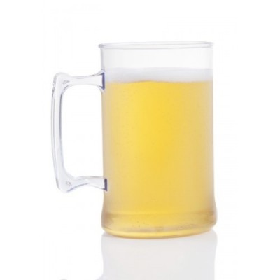 CANECA DE CHOOP ACRILICA 500ML